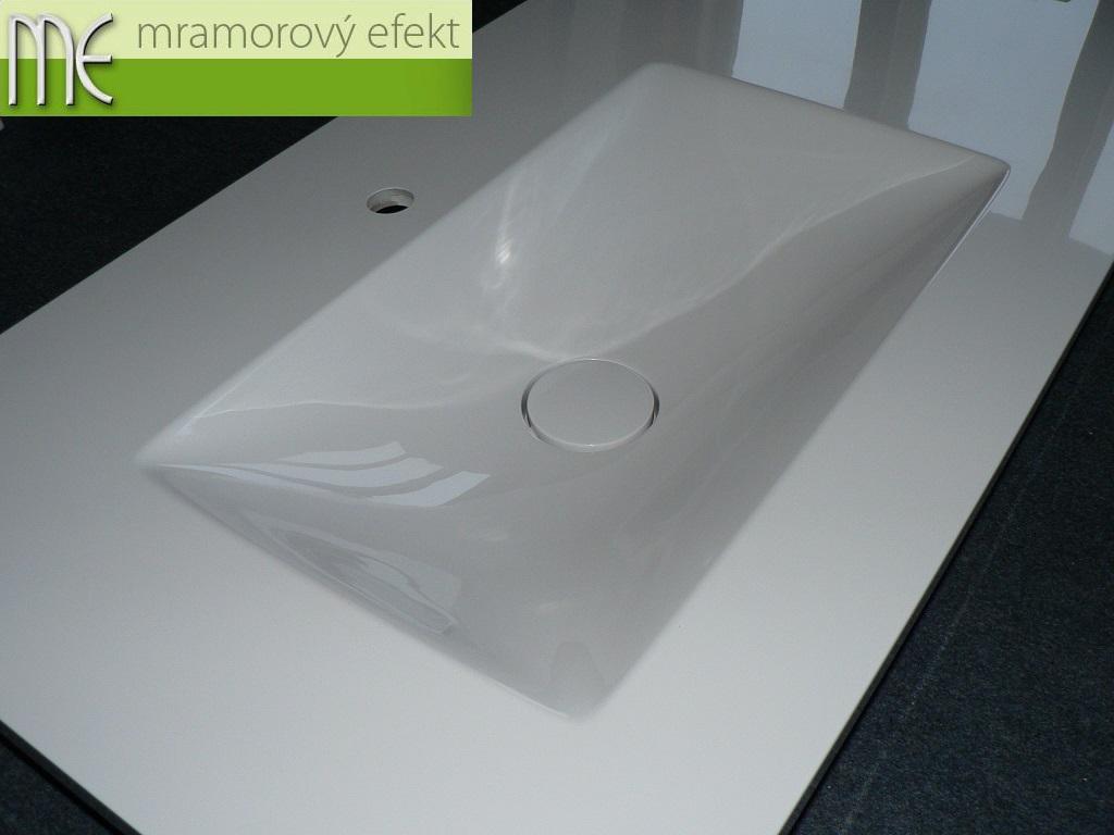 Umyvadlová deska (Flexible 47/50/60), POLAR 60