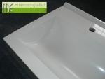 Umývací žlab pro brněnskou školku