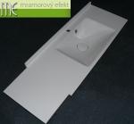 M.E. sro_umyvadlova deska Flexible 47_POLAR 50x31x11 cm