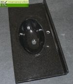 ME sro_umyvadlo Retro-90_granit obsidian