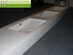 Trojumyvadlová deska Flexible 60_260 x 60 cm_3 x arctic