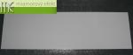 M.E. sro_podumyvadlova deska_Waschtischplatte nach Mass aus Mineralguss_157x47 cm_bila RAL 9003