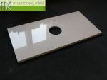 M.E. sro_podumyvadlova deska_Waschtischplatte auf Mass aus Mineralguss_109x53 cm_1 umyvadlo_3cm cela