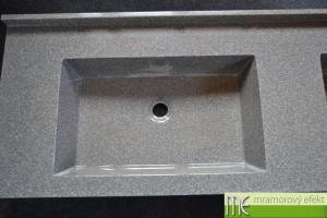 ukázka realizované zakázky v granitu SLATE